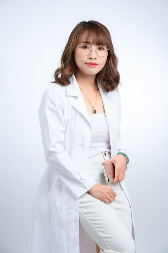 ảnh profile bác sĩ