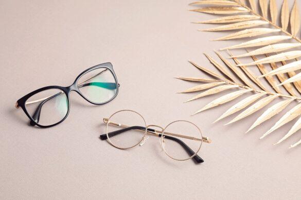 kính đeo mắt đẹp